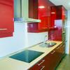 Foto: Reforma cocina roja Leganés
