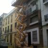 Arreglar humedad en entrada escalera de vecinos