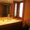 Reforma de aseo con carpinterías de madera y aluminio en Zaragoza
