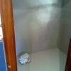 reforma de baño con microcemento