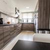Limpieza de una cocina de manera puntual
