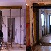 Reforma de vivienda con aperturas de huecos