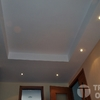 Instalación lámpara de techo en comedor