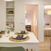 Reforma integral vivienda salon comedor