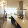 Reforma interior - Apartamento de Soltero - Cocina