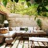 Reforma jardin y terraza