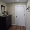 Rehabilitación de puerta de entrada, interior