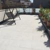 Terraza en marcilla