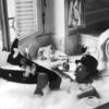 Relax en la bañera