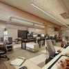 render 3d oficinas