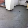 Reparación de filtración de lluvia en azotea
