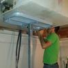 Retirada de máquina de aire acondicionado antigua