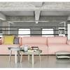 rosa en sofás
