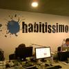 Rotulación en vinilo de corte - Oficinas Habitissimo Palma de Mallorca