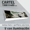 Foto: Rotulo luminoso / Cartel luminoso / Rótulos luminosos 1500 x 4000