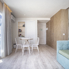 Sala de estar suite Hotel Palmasol