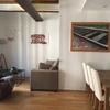 Decoracion-iluminacion de sala de estar y comedor