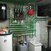 sala de máquinas en construcción