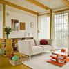 salón casa sostenible