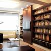 Colocar Moqueta En Salón Y Biblioteca