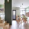 Salón comedor con luz natural