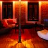 salón de noche