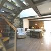 Salón desde la entrada