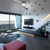 Salón reforma loft
