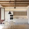 Salón y cocina Arbolí