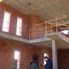 Salón y planta alta
