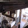 Salón visto desde arriba
