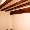 Refuerzo de columna de madera y ejecución de solera armada