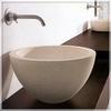 Seno lavabo mármol Travertino