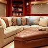 Tapizar sofa rinconero con asientos deslizantes