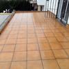Solar terrazas y patio
