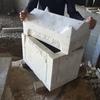 Tallado de sarcófago