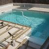 Tarima de exteriores piscinas