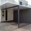 Puerta de Garaje y Techo Ligero