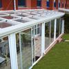 Poner techo de cristal en terraza de un ático