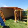 Terminando el tejado y pequeños remates