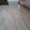 terrasa suelo tipo parquet