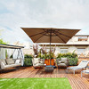Poner suelo terraza exterior