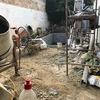 TERRAZA I PISCINA EN CONSTRUCCIÓN