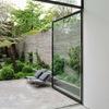 Hormigón pulido para jardin 30m2