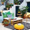 Terraza low cost