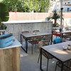 Reparar y mejorar instalacion toldo terraza restaurante