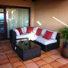 Terraza: salón exterior