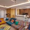 Pintar piso : 2 habitaciones pequeñas, salón, entrada y pasillo