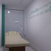 Una de las cabina de tratamiento
