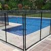 vallado de piscina